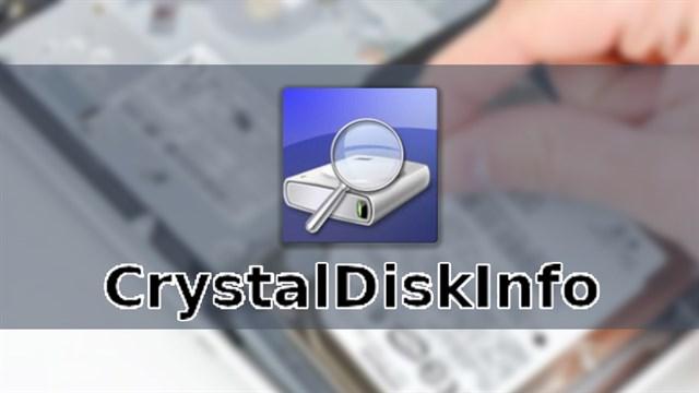 Tải CrystalDiskInfo
