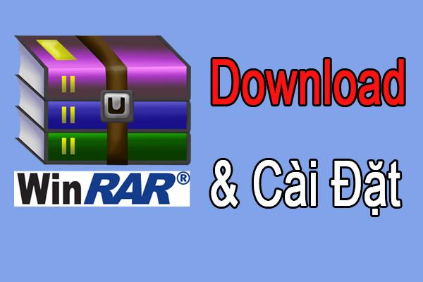 tảI WinRAR cho máy tính
