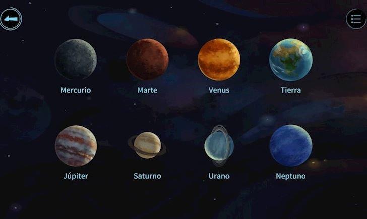 tải phần mềm Solar System