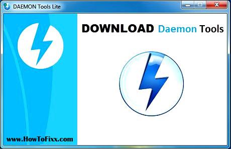 Tải Daemon Tool Lite