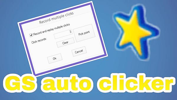 Tải GS Auto Clicker